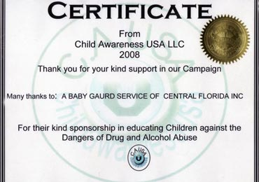 Child Awareness USA