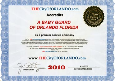 City of Orlando 2010 Award