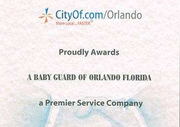 City of Orlando 2014 Award