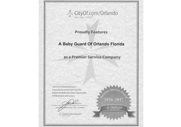 City of Orlando 2016 Award