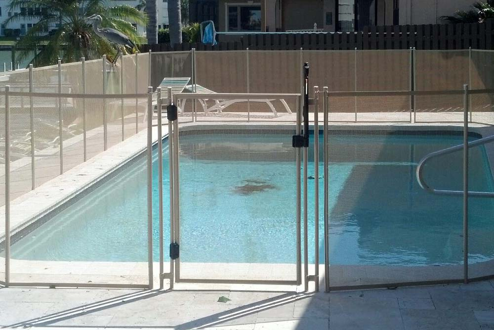 Pool Fence baby guard pool fence of orlando, florida | pool fences